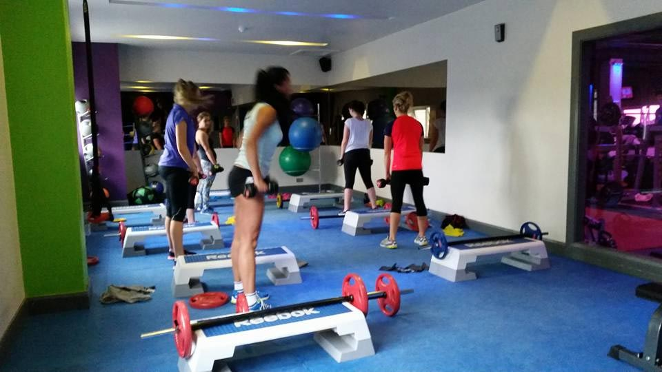 fitness classes galway