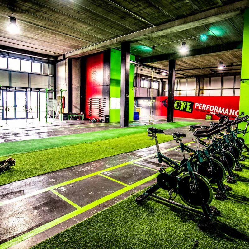 Gyms Galway